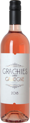 Grachies 2018 Cotes de Gascogne Rose 750ml
