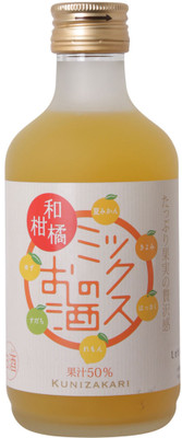 Nakano Citrus Mix Osake 300ml