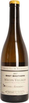 "Bret Brothers 2017 Macon Villages ""Cuvee Ephemere"" 750ml"