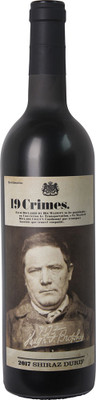 19 Crimes Shiraz Durif 750ml