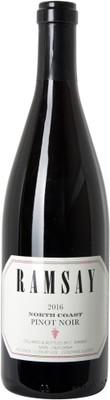 Ramsay 2016 North Coast Pinot Noir 750ml