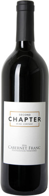 Second Chapter 2016 Cabernet Franc 750ml