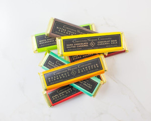 Christopher Norman Chocolates Assorted Bars