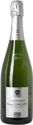 Champagne Marc Chauvet 2012 Brut Millésimé 750ml