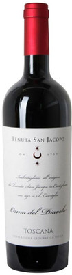Tenuta San Jacopo 2015 Orma del Diavolo IGT Toscana 750ml