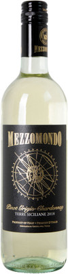 Mezzomondo 2018 Pinot Grigio/Chardonnay 750ml