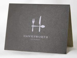 Hawksworth gift card reward
