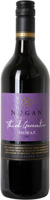 Nugan Estate 2017 3rd Generation Shiraz 750ml