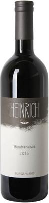 Heinrich 2016 Blaufrankisch 750ml
