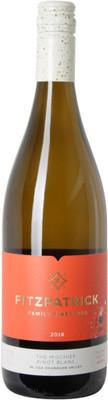 Fitzpatrick Family Vineyards 2018 Mischief Pinot Blanc 750ml