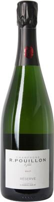 Champagne Pouillon Brut Reserve 750ml