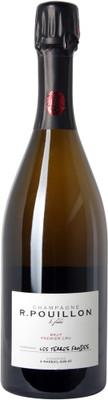 Champagne Pouillon Les Terres Froides Chardonnay 1er Cru 750ml