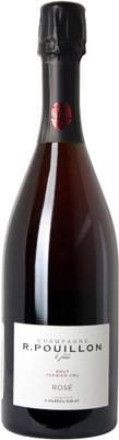 Champagne Pouillon Rose de Maceration Brut 1er Cru 750ml