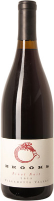 Brooks 2015 Pinot Noir 750ml