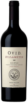 Ovid 2016 Hexameter Napa Valley Red 750ml
