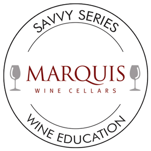 Start the New Year off by learning a new set of skills! This class is geared for those who are either new to wine tasting or interested in learning how to assess wines for quality and age worthiness. Through an exploration of 6 wines, we'll learn how to take basic tasting notes, pairing wine with food, how and when to decant wine, how to start a wine collection, and more. This sit-down tasting is conducted in a casual and fun manner. Bring your questions and your enthusiasm, and we'll promise you a fun evening! All attendees will enjoy a 10% discount off any wines purchased that evening.  Note: If you cannot attend and have tickets to offer, or if you are trying to get tickets to a sold out event, please email events@marquis-wines.com to be added to the waitlist.