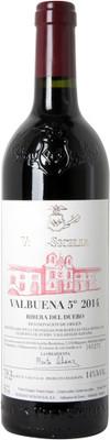 Vega Sicilia 2014 Valbuena 750ml