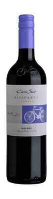 Cono Sur 2017 Bicicleta Malbec 750ml