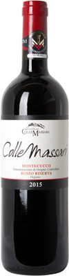 ColleMassari 2015 Montecucco Rosso Riserva 750ml