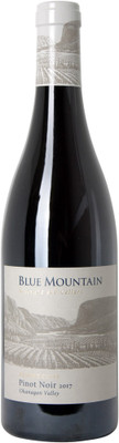 Blue Mountain 2017 Reserve Cuvee Pinot Noir 750ml
