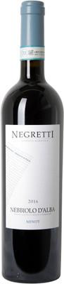 Negretti 2016 Nebbiolo Minot 750ml