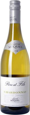 Laurent Miquel 2018 Pere & Fils Chardonnay 750ml