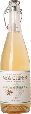 Sea Cider Ginger Perry 750ml