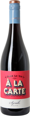 Pour Le Vin 2017 A La Carte Syrah 750ml