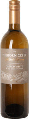 Tinhorn Creek 2017 2 Bench White 750ml