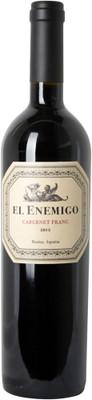 El Enemigo 2015 Cabernet Franc 750ml