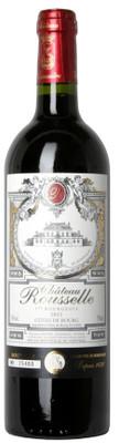 Chateau Rousselle 2015 Bordeaux Cotes du Bourg 3.0L