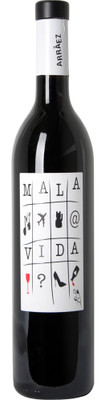 Mala Vida 2016 Arraez Vino Tinto 750ml