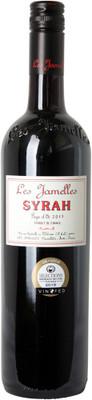 Les Jamelles 2017 Syrah 750ml