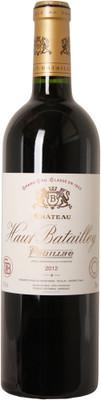 Chateau Haut Batailley 2012 Pauillac 750ml