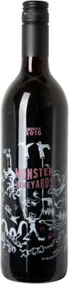 Monster Vineyards 2016 Shiraz 750ml