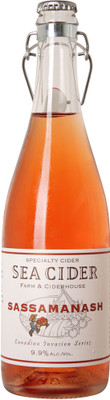 Sea Cider Sassamanash 750ml