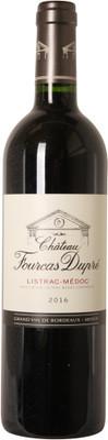 Chateau Fourcas Dupre 2016 Listrac-Medoc 750ml