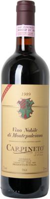 Carpineto 1989 Vino Nobile Di Montepulciano Riserva 750ml