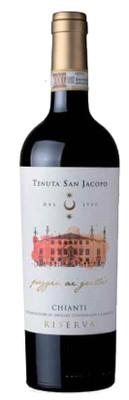 Tenuta San Jacopo 2016 Riserva Poggio Al Grilli Chianti 750ml