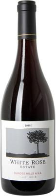 White Rose 2015 Dundee Hills Pinot Noir 750ml