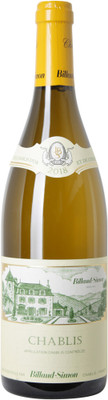 Billaud-Simon 2018 Chablis 750ml