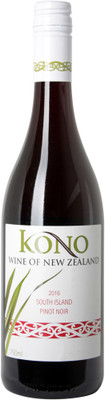Kono 2016 South Island Pinot Noir 750ml