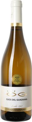 Ojos del Guadiana 2017 Chardonnay 750ml
