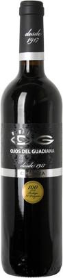 Ojos del Guadiana 2015 Crianza 750ml