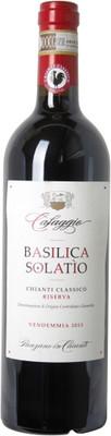 """Cafaggio 2013 Chianti Classico Riserva """"Solatio"""" 750ml"""