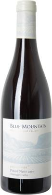 Blue Mountain 2017 Estate Cuvee Pinot Noir 750ml