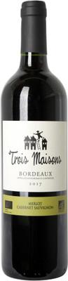 Les Trois Maison 2017 Bordeaux Superieur 750ml