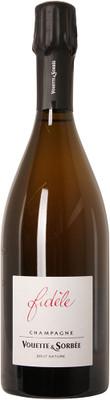 "Champagne Vouette & Sorbee ""Fidele"" 750ml"
