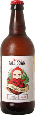 Killahora Orcarhds Johnny Fall Down Early Apples Cider 500ml