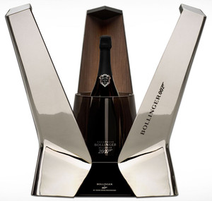 Champagne Bollinger 2007 Bond Tribute to Moonraker 1.5L